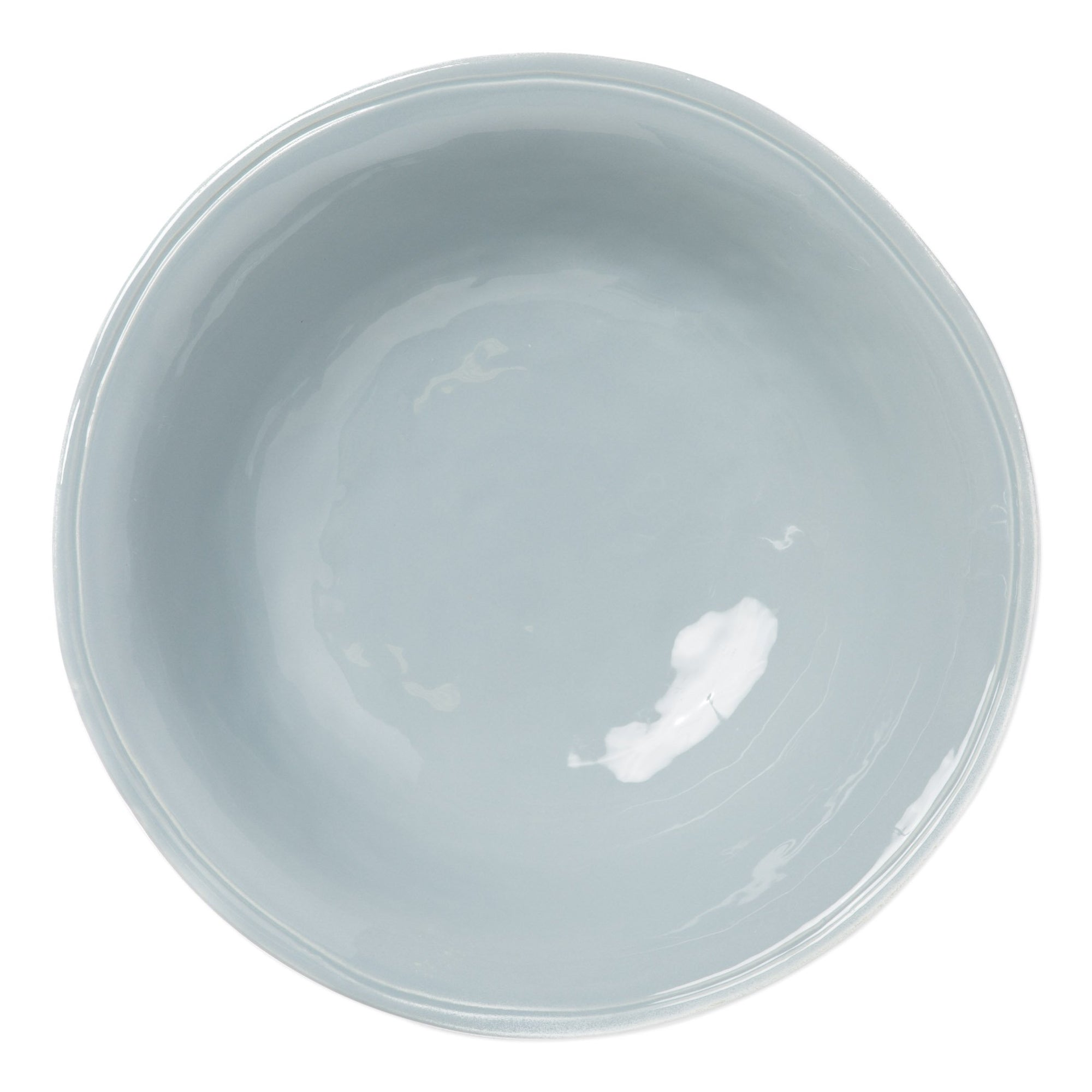 Fresh Gray Medium Serving Bowl