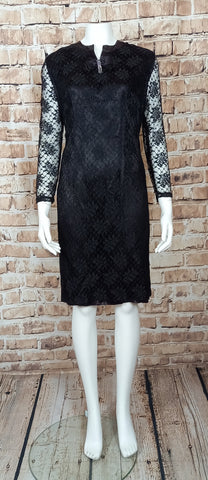 Beautiful vintage lace dress