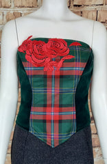 The Montrose Corsetted Top