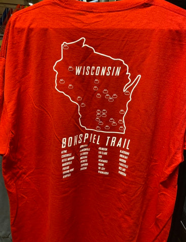Curl Wisconsin T-Shirt
