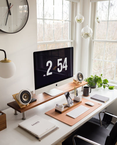Three of the best ways to invest your work-from-home stipend