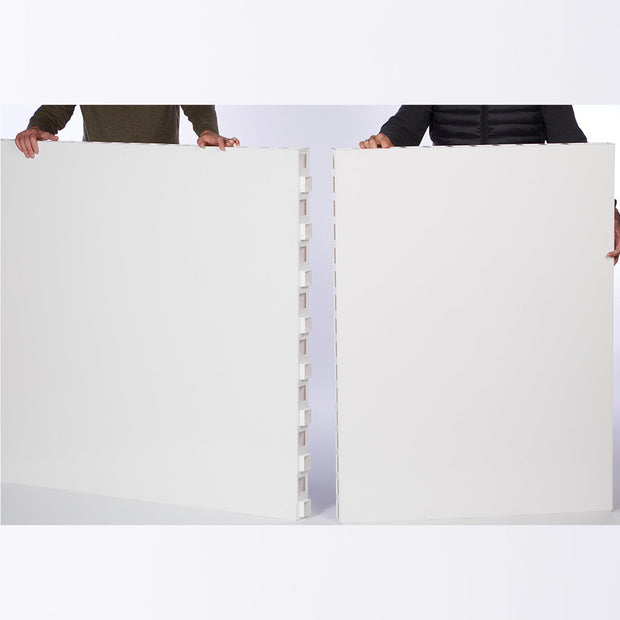 Wall Mounted Everpanel Partition Wall Divider + Door Kit
