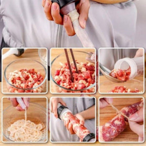 Silicone Manual Sausage Filling Machine