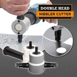 Double Head Sheet Metal Nibbler Cutter