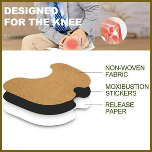 Heaven Knee Relief Patches