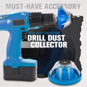 Electric Drill Dust Collector