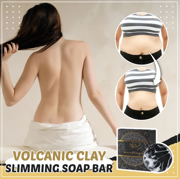 Volcanic Clay Slimming Soap Bar
