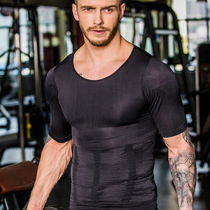 Abs Toner Men's Shaping Shirt