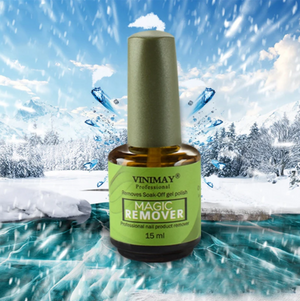 VanishPolish™ Soak Off Gel Polish Remover