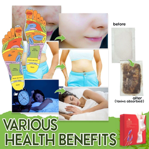 Premium Herbal Detox Foot Pads