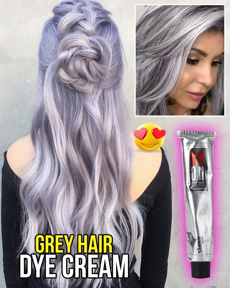 Grey Hair Dye Cream