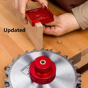 Woodworking Gap Gauge