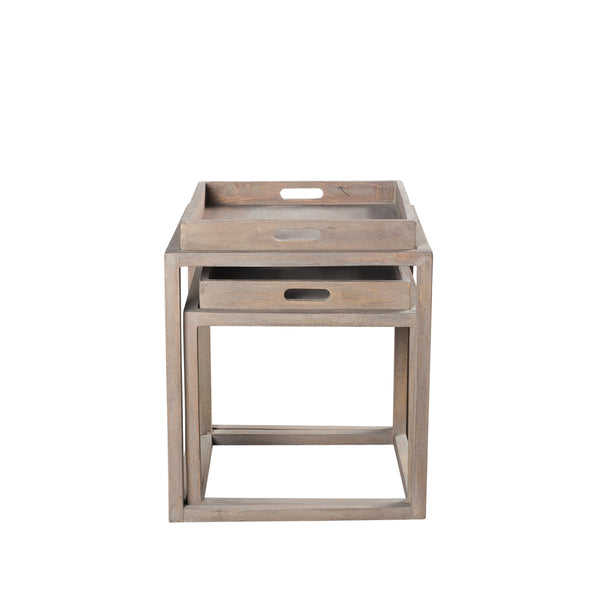 Donaldson Nesting Tray Tables