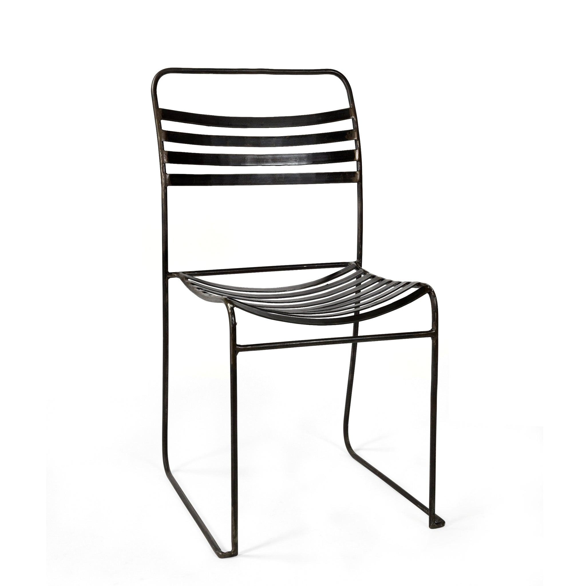 Tobin Stacking Dining Chair ( Set of 4 )