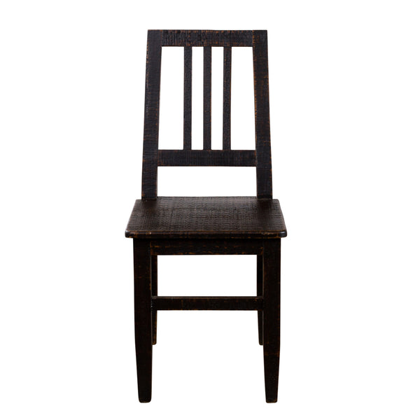 Santagata Dining Chair - Pitched Coal