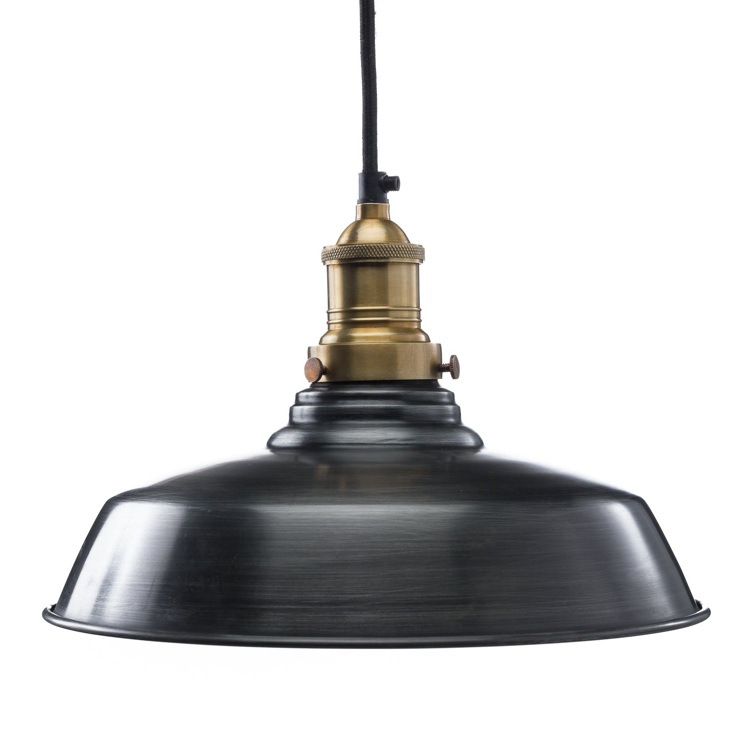 Classic Dome Shade - Steel