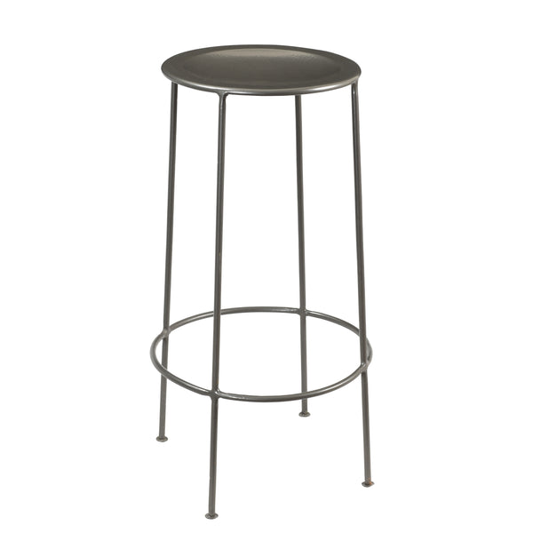 Parker Bar Stool - Zinc ( Set of 2 )