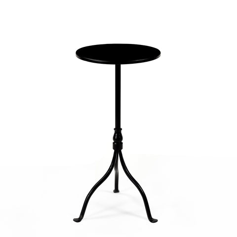 Evans Iron Pedestal - Black