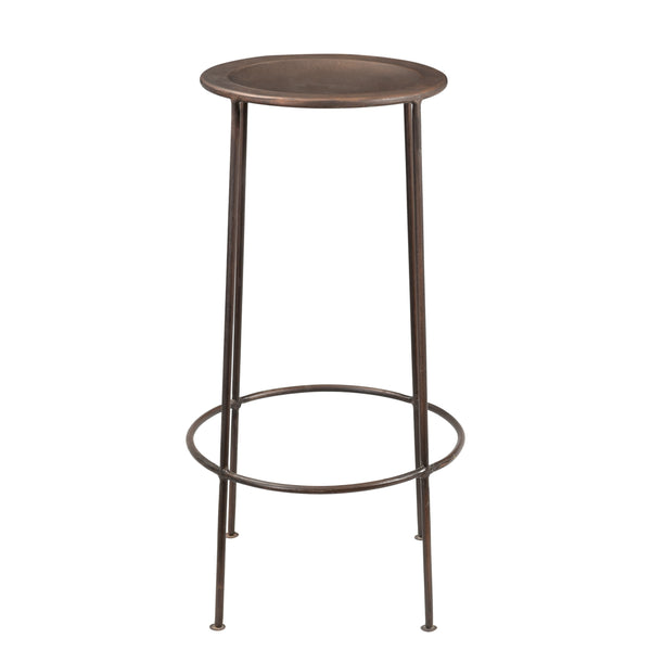 Parker Bar Stool - Copper ( Set of 2 )