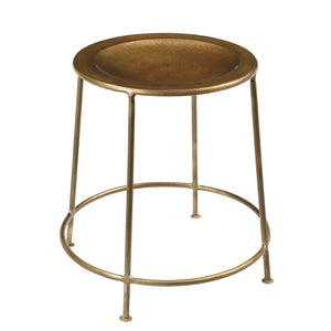 Parker Stool - Brass ( Set Of 2 )