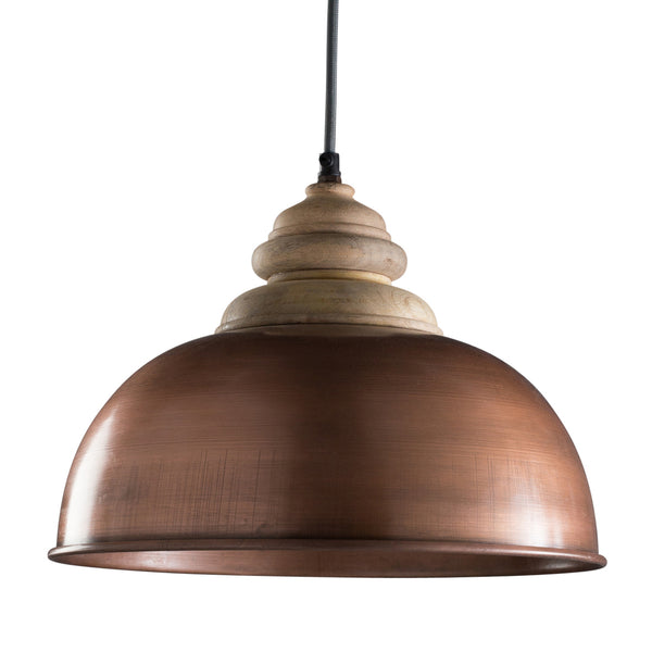 Foster Hanging Light - Copper