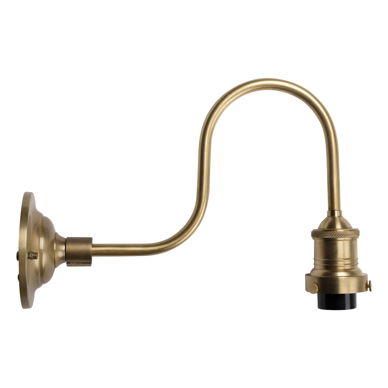 Mix and Match Wall Sconce - Brass