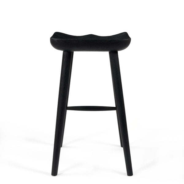Sven Counter stool - Black