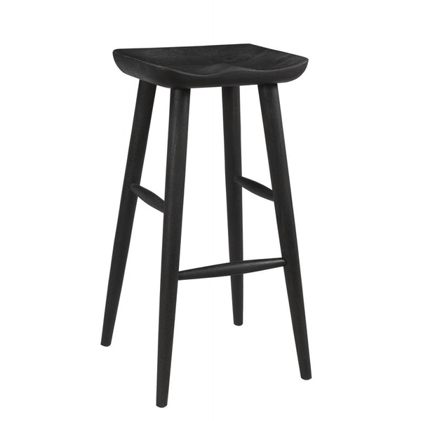 Sven Bar Stool - Black