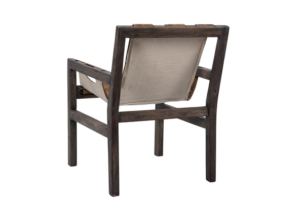 Nolan Chair - Duel Stripe