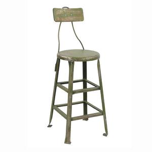 Buzz Stool - Vintage Green