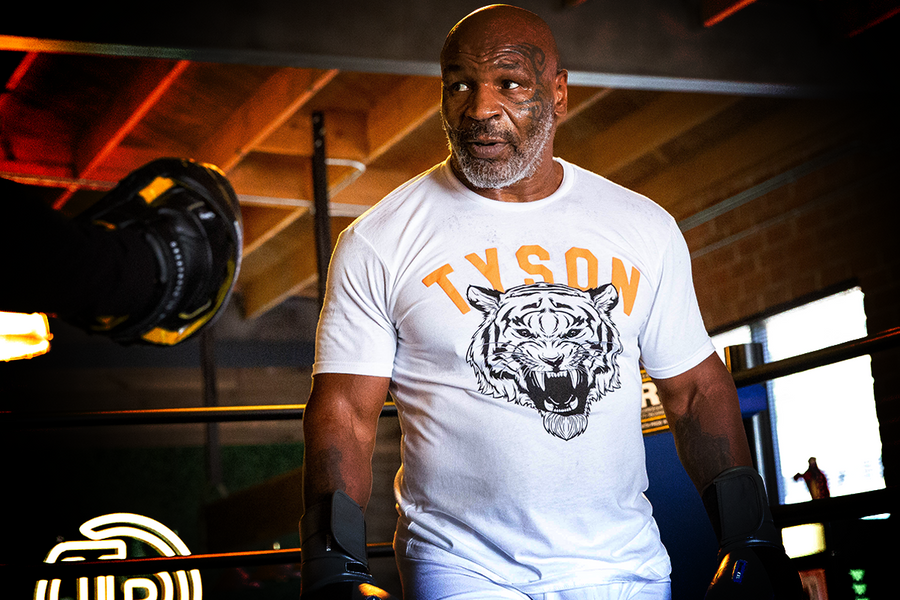 NEW MIKE TYSON GEAR IS HERE