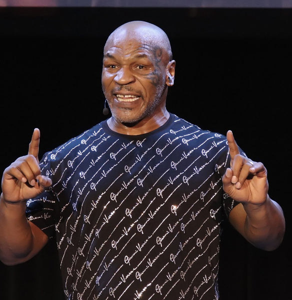 MIKE TYSON HONORED ALONGSIDE EVANDER HOLYFIELD & LENNOX LEWIS
