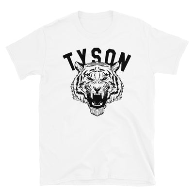 Load image into Gallery viewer, TYSON TIGER (BLACK) ON WHITE