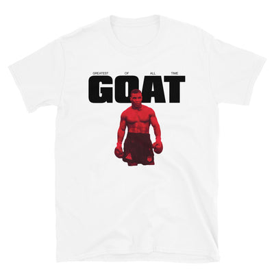 Load image into Gallery viewer, GOAT RED ON WHITE