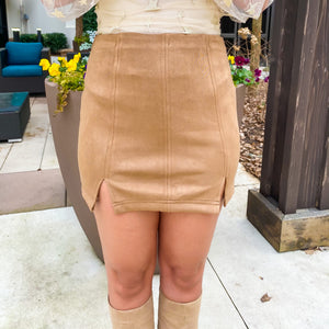 Everyday Mini Skirt