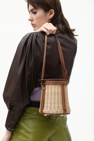 best quality rattan bags