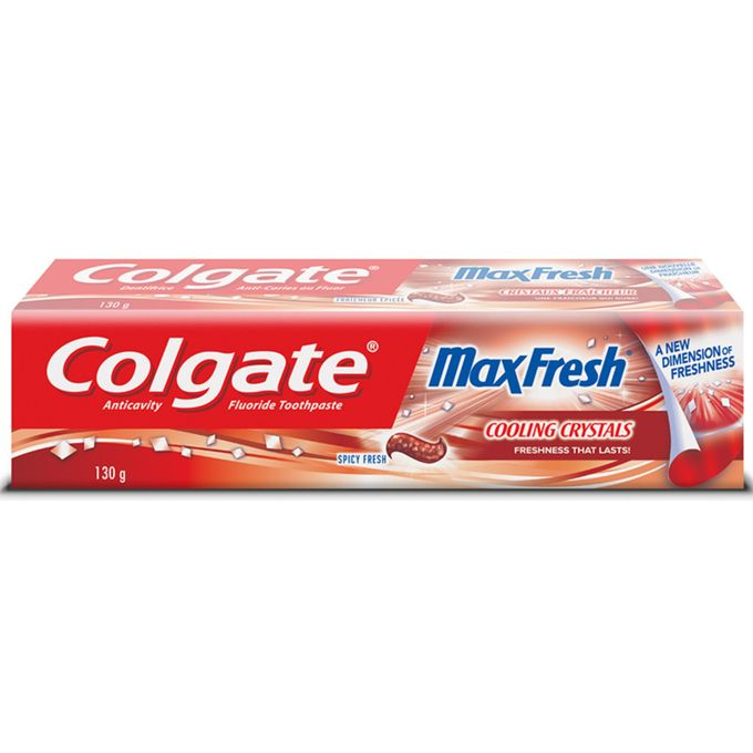 Colgate Max Fresh Spicy Fresh 125g