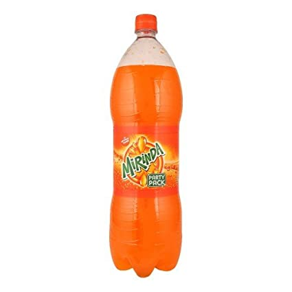 Mirinda Orange Bottle 1.25Litre