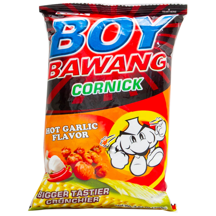 Boy bawang hot garlic 100gm