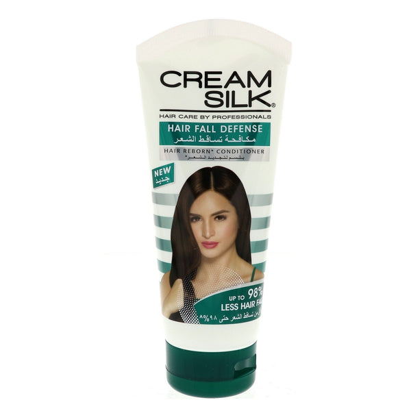 Cream silk hair fall defense green 180ml