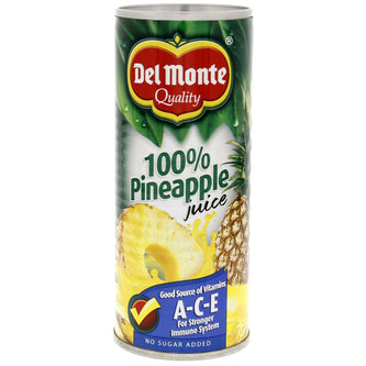 DelMonte100%Pineapplejuice240ml