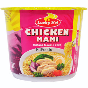 Lucky Me Chicken Mami Cup Noodles 40gm