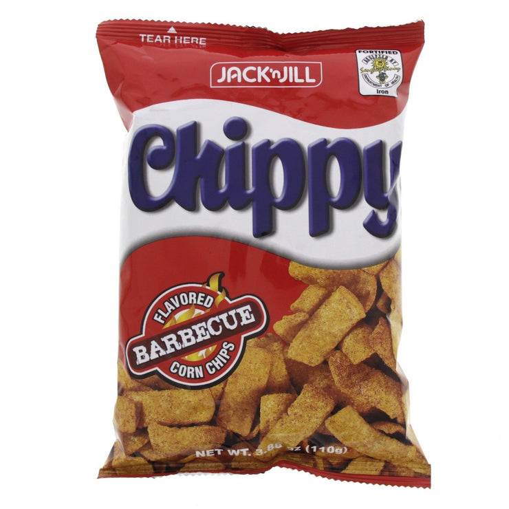 Jack N Jill Chippy Barbecue Corn Chips 110g