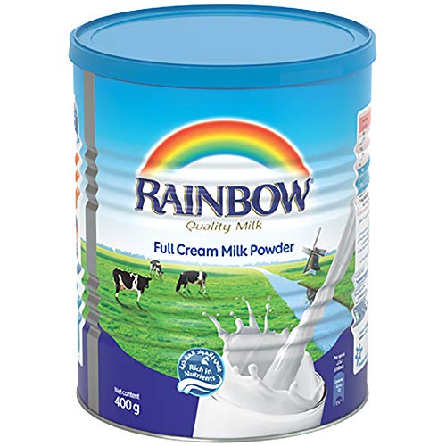 RAINBOW FULL CREAM MILK POWDER  400 G