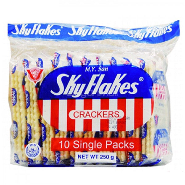 skyflakes crackers 250 gm