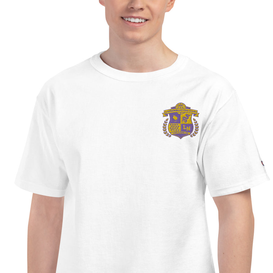 Men's Lakersnation x Champion T-Shirt