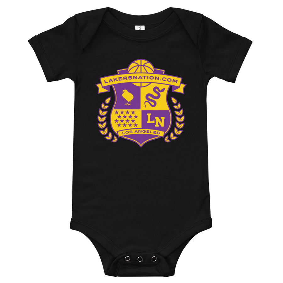 Lakersnation- Toddler Onesie