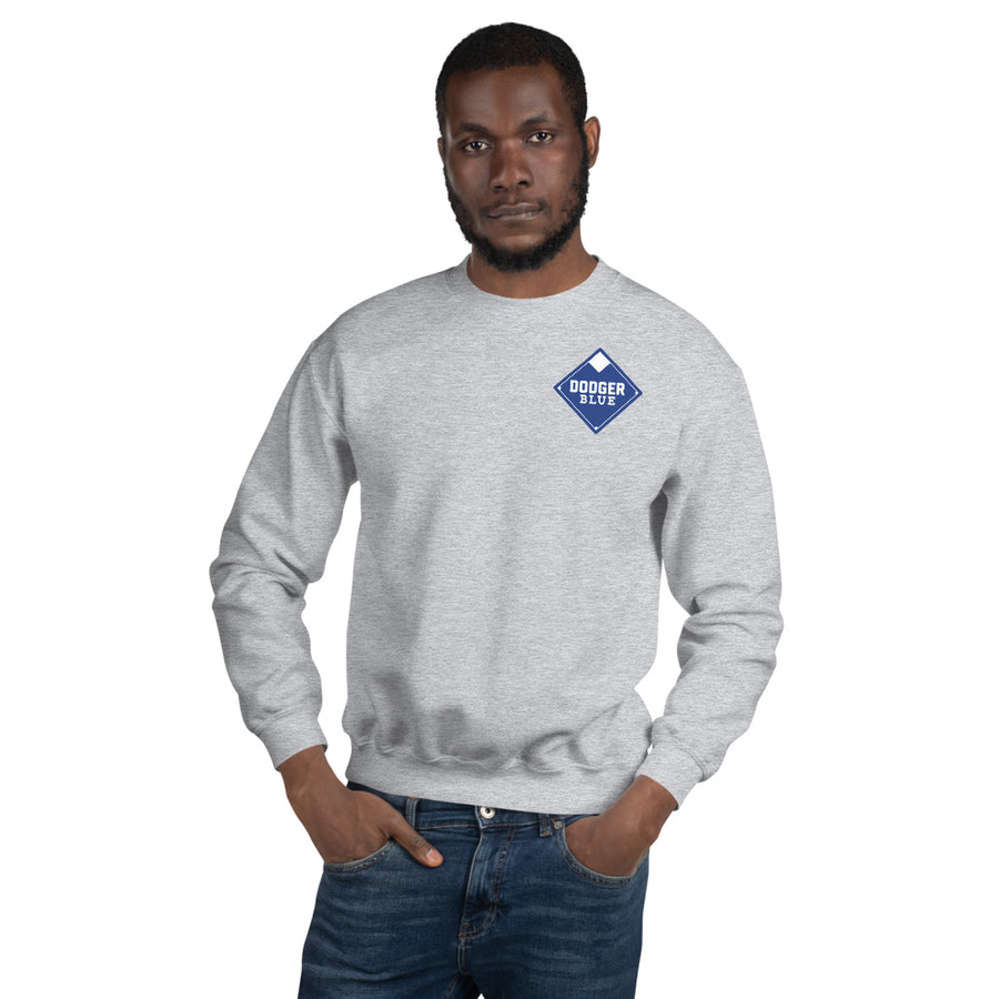 Dodger Blue Unisex Sweatshirt