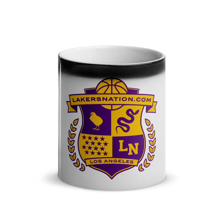 Lakersnation- Glossy Magic Mug