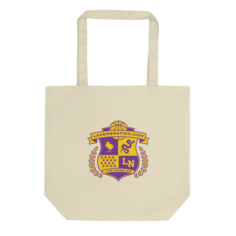 Lakersnation- Eco Tote Bag